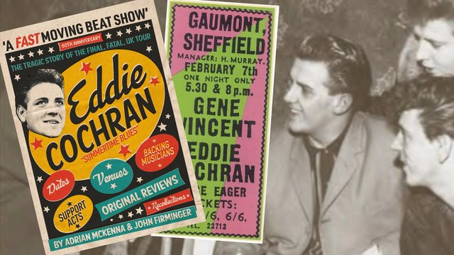 Eddie Cochran: A Fast Moving Beat Show – The Tragic Story of the Final, Fatal, Tour
