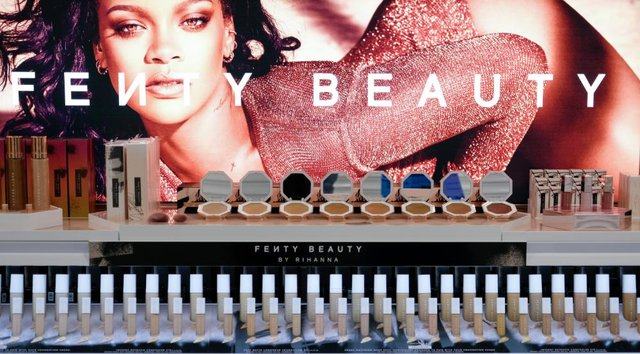 Fenty Beauty is one of the premium brands on sale on Boots.com (Getty Images)