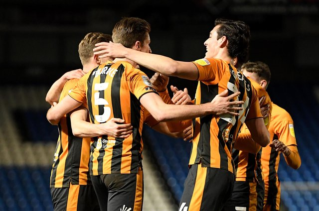 Hull City's shock £2m squad market value drop compared to the rest of last season's League One sides
