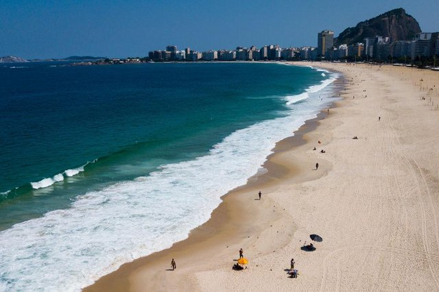 Brazil is among the countries which would likely be featured on a red list (Getty Images)