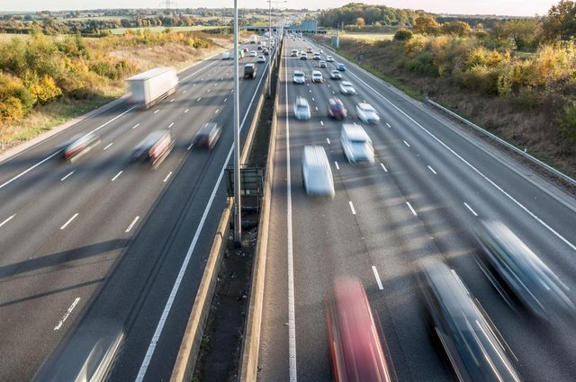 More than 200 miles of England's motorways are smart motorways