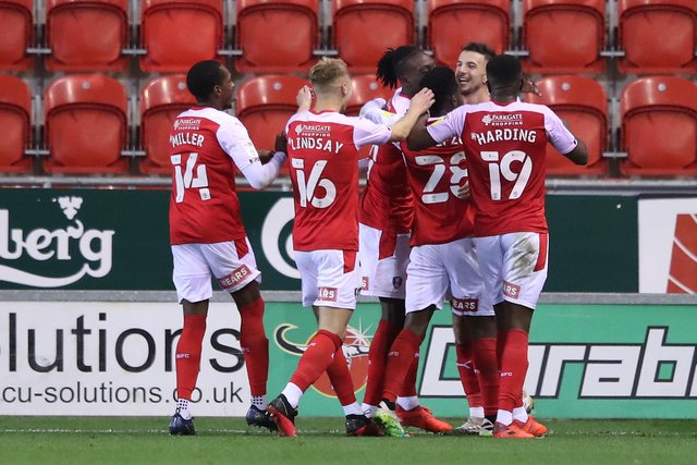 Rotherham United's intriguing £8m squad market value boost compared to Blackburn, Coventry & more