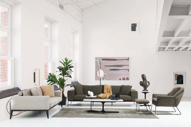 Customers can fully customise everything from sofas to dining sets to suit their homes.