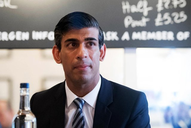 Chancellor Rishi Sunak has made extensions to the furlough scheme since the Covid pandemic began, with its latest end date drawing near. (Pic: Getty)