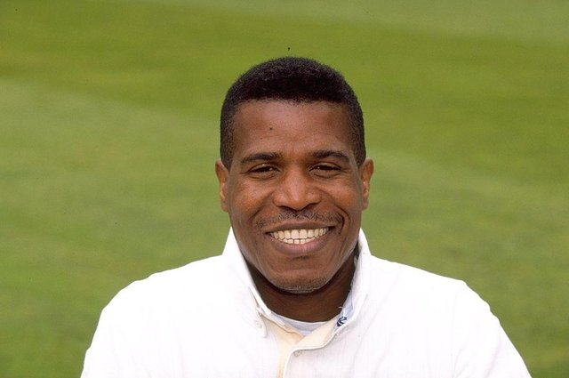 Joey Benjamin represented England, Surrey and Warwickshire (Getty Images)