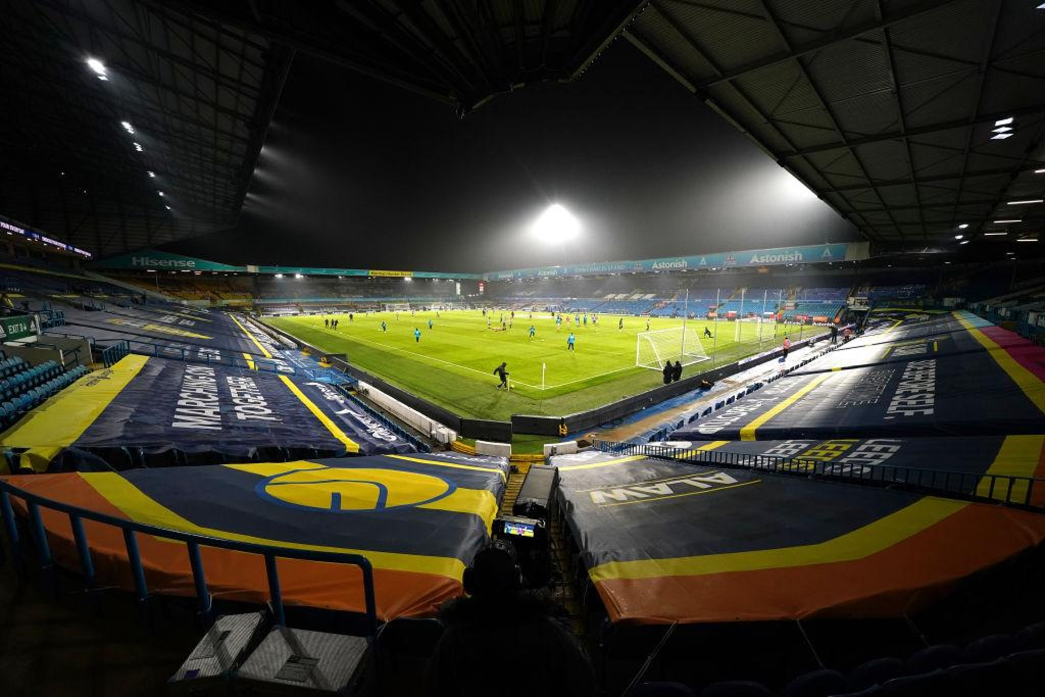 Leeds United transfer news: Whites target '100%' set for ...