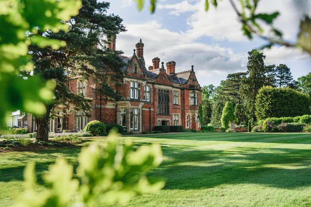 The five-star resort of Rockliffe Hall near Darlington has a range of apartments and holiday homes